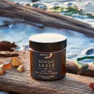 Nordic Amber anti-age Day & Night Cream