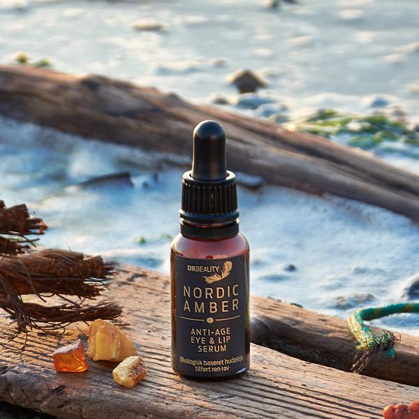 Nordic Amber Eye & Lip Serum