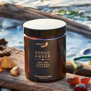 Nordic Amber Face & Body Scrub