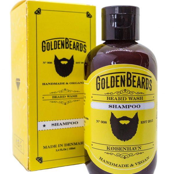 golden beards shampoo